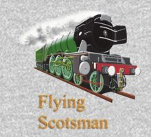 The Flying Scotsman with Blinkers travel mug, etc. design One Piece - Long Sleeve