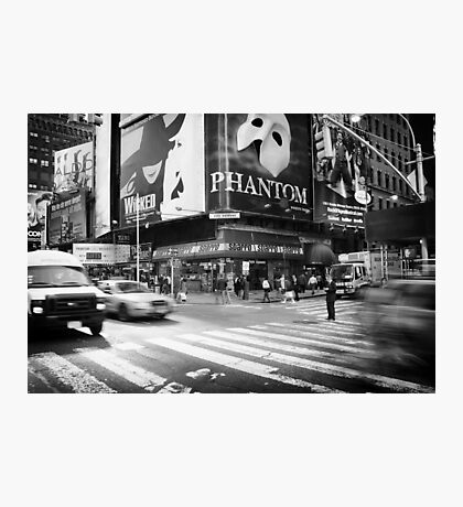 Streets of New York Photographic Print