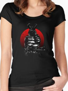 Samurai Ink Women's Fitted Scoop T-Shirt