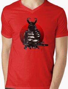 Samurai Ink Mens V-Neck T-Shirt