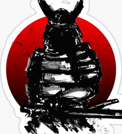 Samurai Ink Sticker