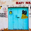 Vibrant Beauty Parlour in Nairobi, KENYA  by Atanas NASKO