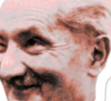 Heidegger Sticker
