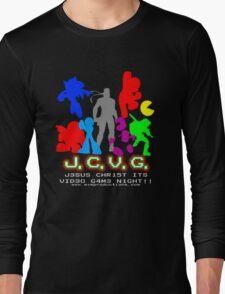 J.C.V.G. Shirt 2010 Long Sleeve T-Shirt