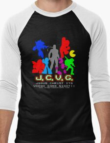 J.C.V.G. Shirt 2010 Men's Baseball ¾ T-Shirt