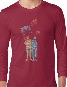 Tronbowski - Jeff Bridges parody shirt Long Sleeve T-Shirt