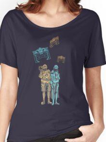 Tronbowski - Jeff Bridges parody shirt Women's Relaxed Fit T-Shirt
