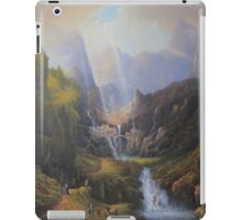 Rivendell,The Last Homely House. iPad Case/Skin