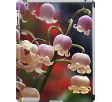 Lily of the Valley Rosea - Gippsland iPad Case/Skin