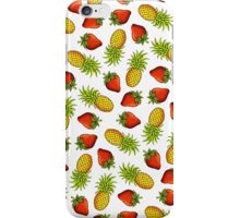 Strawberry & Pineapple iPhone Case/Skin
