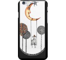 Moon Swing iPhone Case/Skin