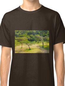Masai Lodge Park, KENYA Classic T-Shirt