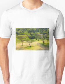 Masai Lodge Park, KENYA Unisex T-Shirt