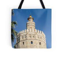 Sevilla - Torre del Oro Tote Bag