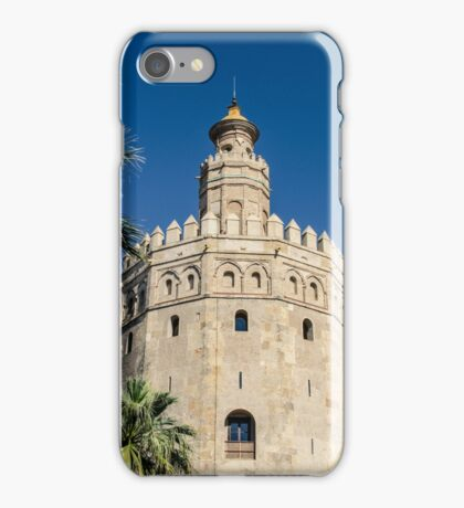 Sevilla - Torre del Oro iPhone Case/Skin