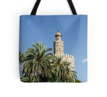 Seville - Torre del Oro  Tote Bag