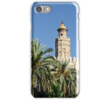 Seville - Torre del Oro  iPhone Case/Skin