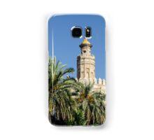 Seville - Torre del Oro  Samsung Galaxy Case/Skin