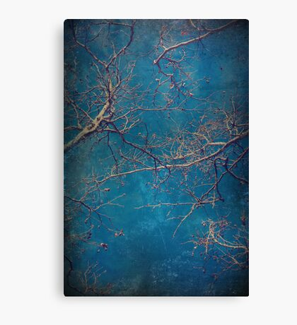Just To Be With You Canvas Print