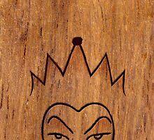 The Evil queen by ASCasanova