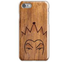 The Evil queen iPhone Case/Skin