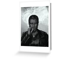Sandman Slim Greeting Card