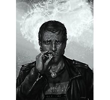 Sandman Slim Photographic Print