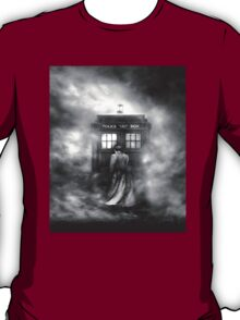 Doctor Who - Doctor in the Mist T-Shirt