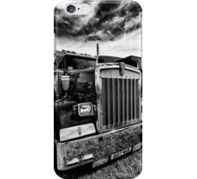 Could This Be A Transformer Truck In Hiding ? iPhone Case/Skin
