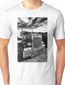 Could This Be A Transformer Truck In Hiding ? Unisex T-Shirt