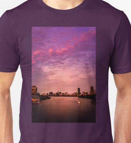 Charles River , Boston Unisex T-Shirt