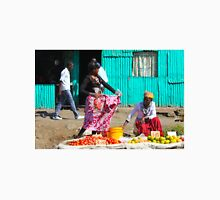 Street Market near Mwiki Nairobi, KENYA Unisex T-Shirt