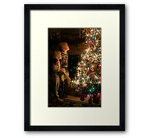 The Wonder of it All Framed Print