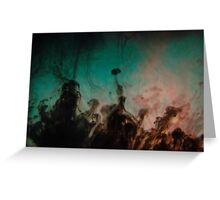 Alien Realm Greeting Card