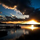 Marks Point Sunset by Tim Oliver
