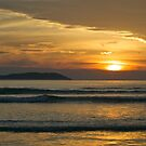 Sunset, Norman Bay, Wilsons Promontory, Victoria. by johnrf