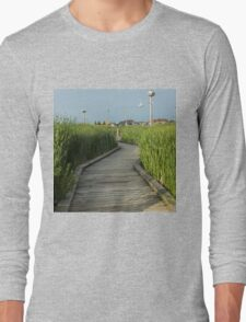 On the Boardwalk Long Sleeve T-Shirt