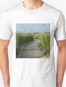 On the Boardwalk Unisex T-Shirt