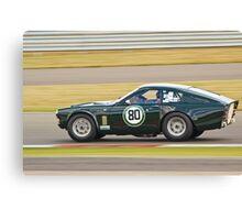 Sunbeam Le Mans Tiger Canvas Print