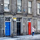 4 Doors by Lynne Morris