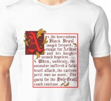 Monty Python Quote Unisex T-Shirt