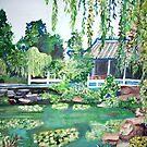 Quyaun Garden, China by Teresa Dominici