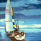 Port Hardy Sailing Regatta by Teresa Dominici