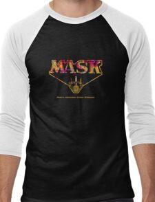 Mask Men's Baseball ¾ T-Shirt
