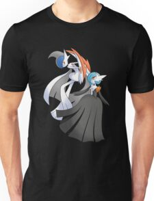 MGallade & MGardevoir Shiny Unisex T-Shirt