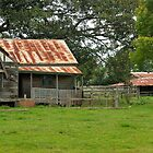Aussie Farmhouse by vilaro Images