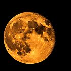 Waning Gibbous Moon by jules572