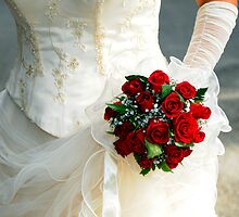 Wedding bouquet by darios84