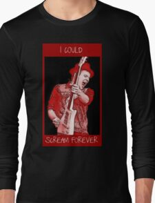 FOB - I Could Scream Forever Long Sleeve T-Shirt