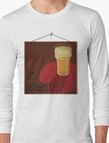 Beerloff || Gangloff Long Sleeve T-Shirt